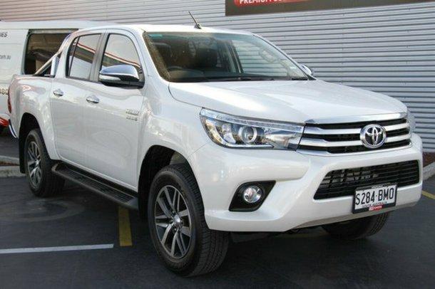 CMI Toyota   Adelaide   Used 2017 Toyota Hilux SR5 Double ...