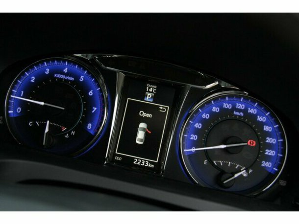 2017 Toyota Aurion