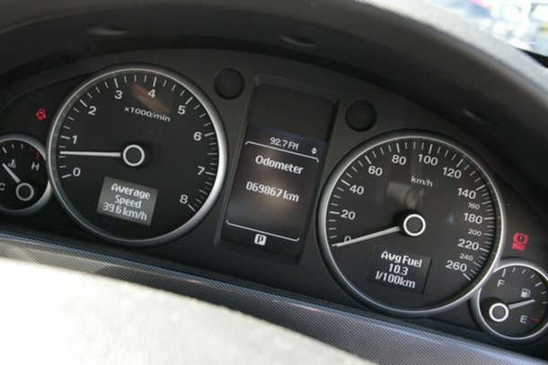 2011 Holden Calais