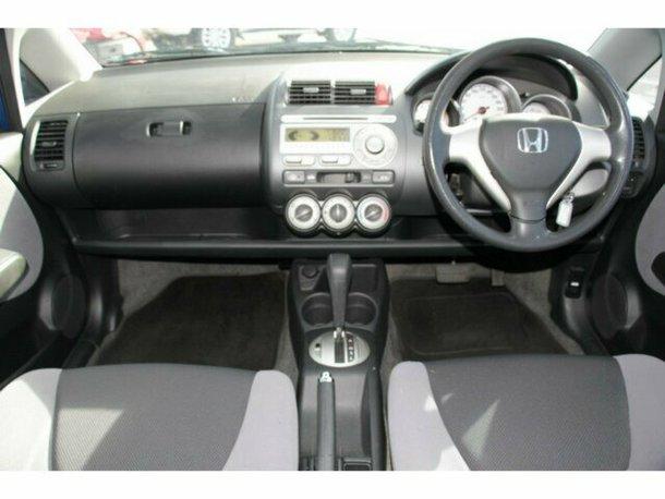 2006 Honda Jazz