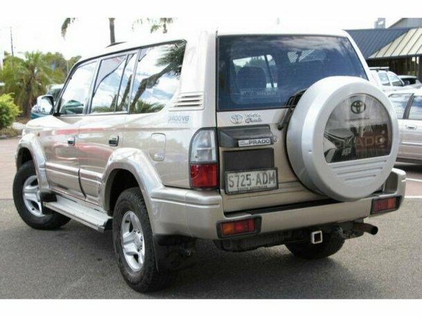 2001 Toyota Landcruiser Prado