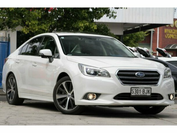 2015 Subaru Liberty